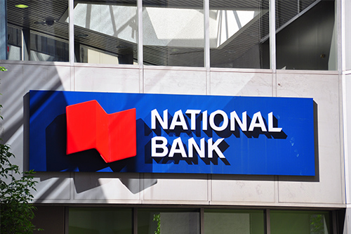 National Bank pledges to cut greenhouse gas emissions by 25% by 2025