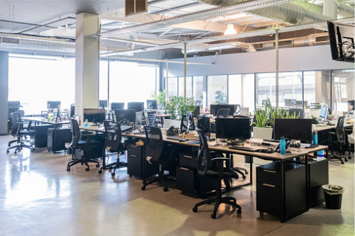 CBRE: Empty offices an increasingly prominent feature of urban markets