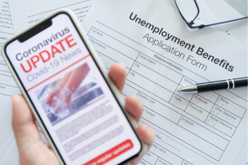 Study finds unemployment volume shot up 107% during pandemic