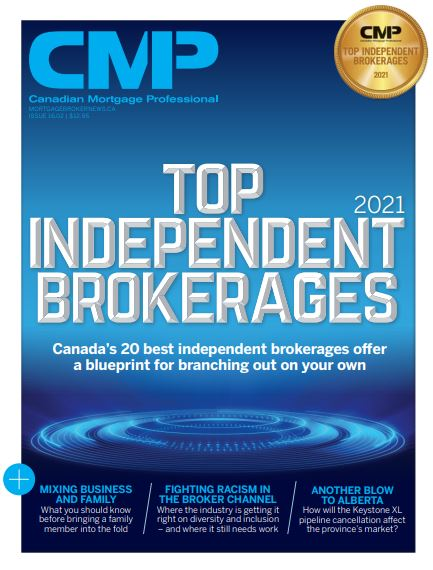 Canadian Mortgage Professional 16.02