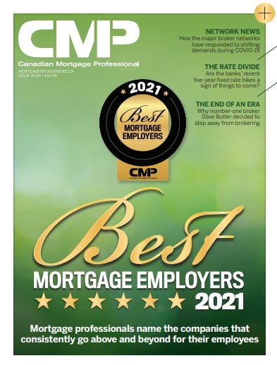 Canadian Mortgage Professional 16.04