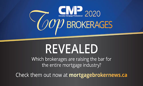 Canadian Mortgage Professional reveals this year's Top Brokerages