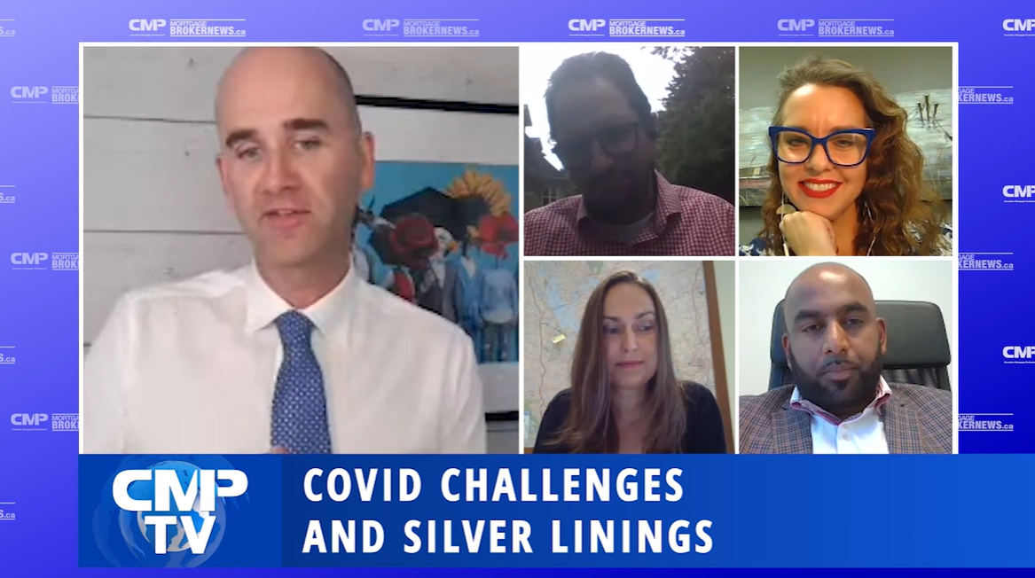 What have been COVID's silver linings and challenges?