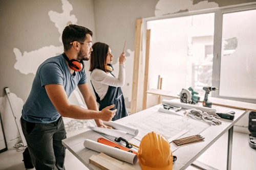 Why do most homeowners undertake renovations?