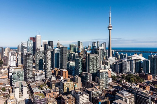 How much income do Toronto households need to cover the city's cost of living?