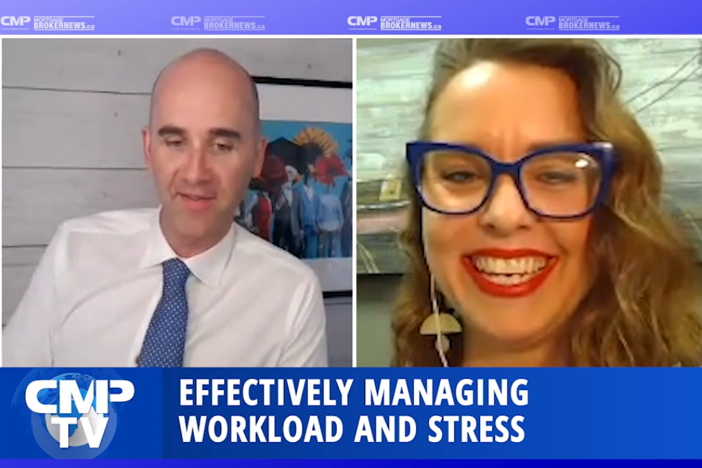How do you manage workload and stress?