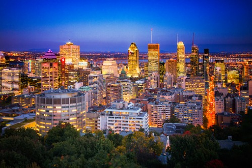What happened to Montreal home sales in May?
