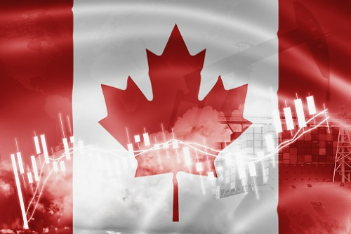 How likely is Canada to fall off the economic cliff?