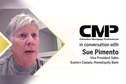 HomeEquity Bank's Sue Pimento on the state of Canada's reverse mortgage market