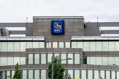 RBC reveals Q1 financial results