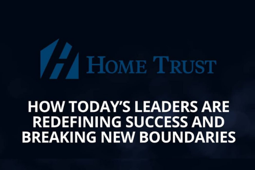 How today's leaders are redefining success and breaking new boundaries