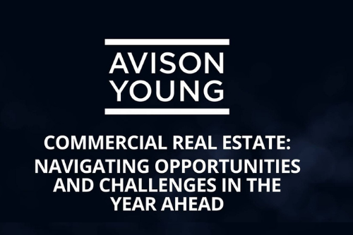 Commercial real estate: navigating opportunities and challenges in the year ahead