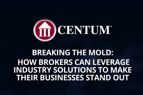 Breaking the mold: How brokers can leverage industry solutions to make their businesses stand out