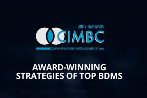 Award-winning strategies of top BDMs