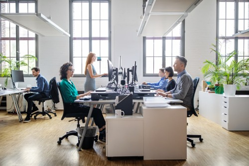 Open plan offices are prevalent but landlords may have got it wrong