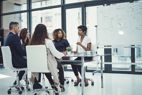 Industry has not caught up on gender diversity
