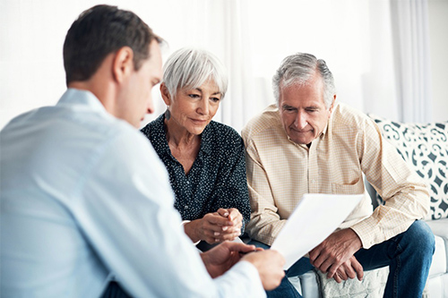 How to assist blended families with wealth transfer