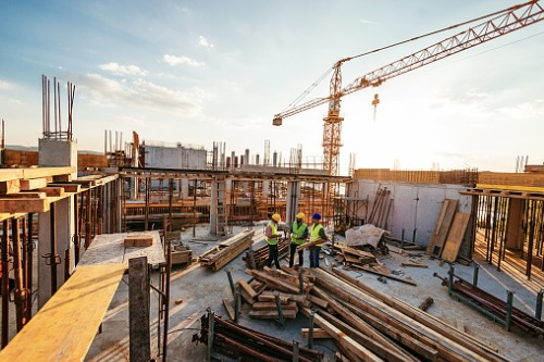 Investment in construction has increased but multifamily lags