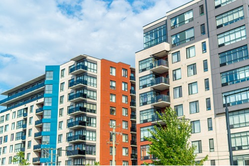 There was a 19% jump for multifamily building permits in August