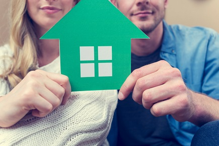 Ten steps in buying a house