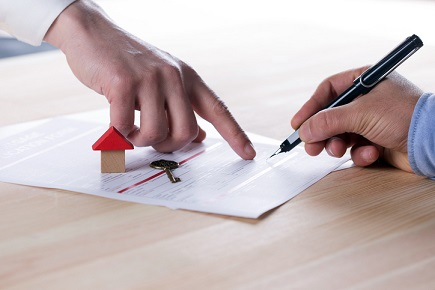 Six steps in buying a foreclosed house