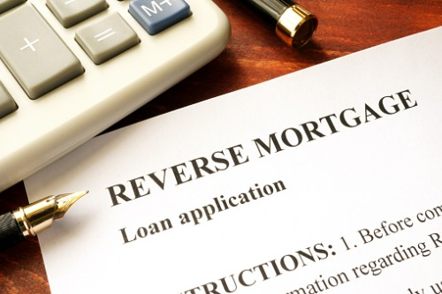 Reverse mortgage borrowing slows down