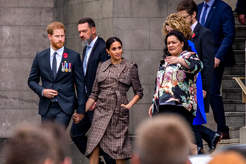 HSBC Canada welcomes Harry and Meghan with a home loan offer