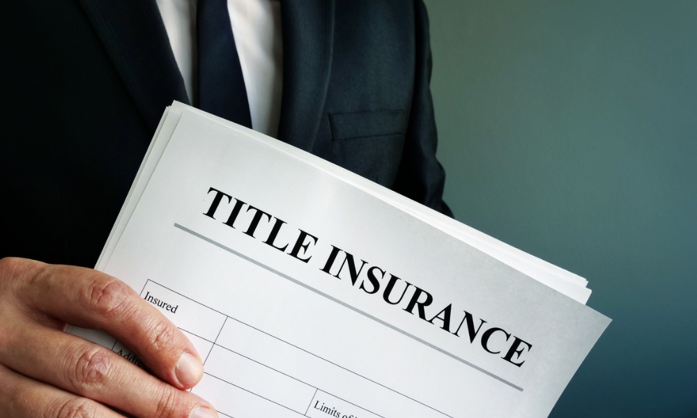Identity fraudsters can exploit legal loopholes in title insurance, lawyers warned