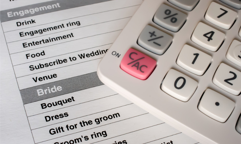 CRA: Claiming wedding costs as business expenses in corporate tax returns is tax evasion