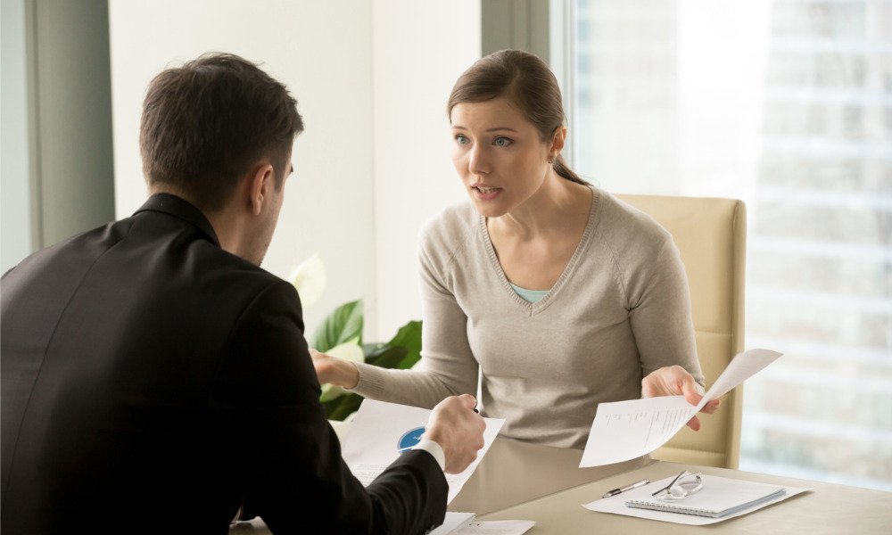 When can a lawyer withdraw from a case?