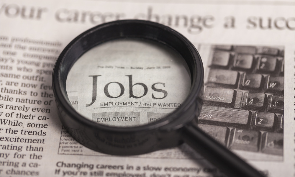 Job postings in Canadian legal sector down by 25 per cent from last year, according to Indeed