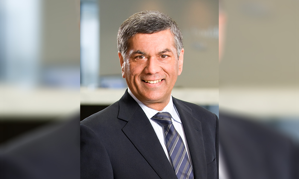 Leading litigator and human rights lawyer Raj Anand named chairperson of Law Commission of Ontario