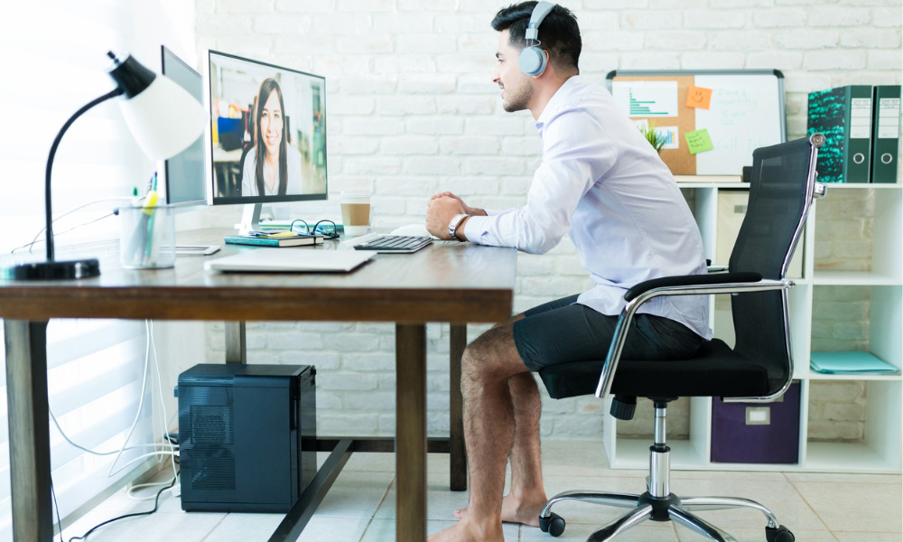 Ready or not — your legal hearing may now be video conferenced