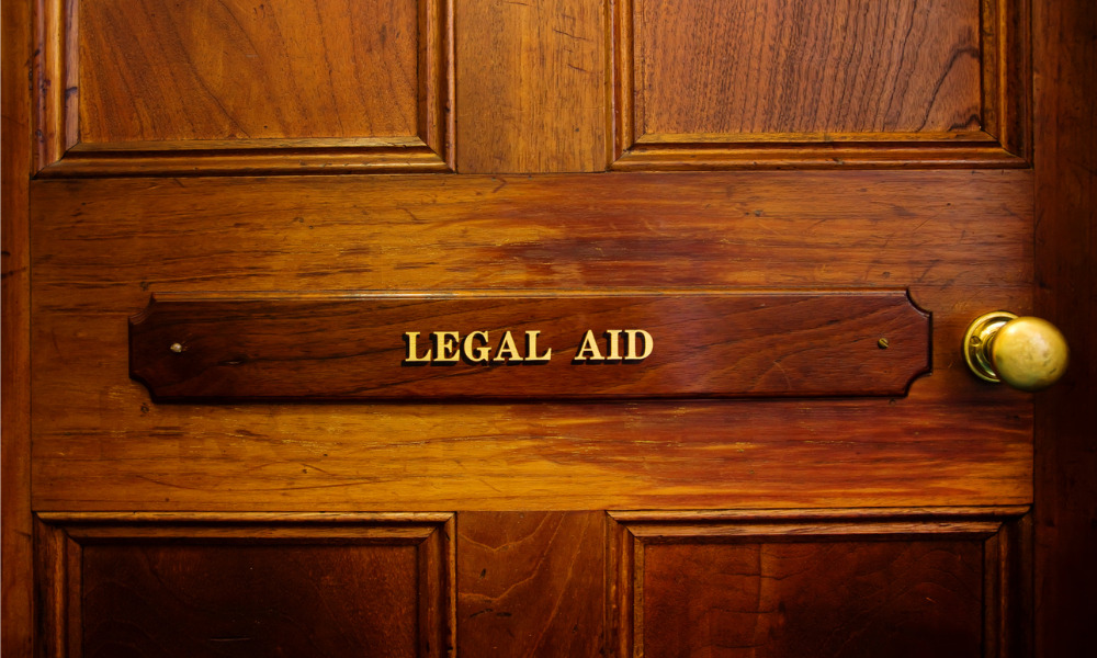 More funding needed for legal aid amidst pandemic, letters say