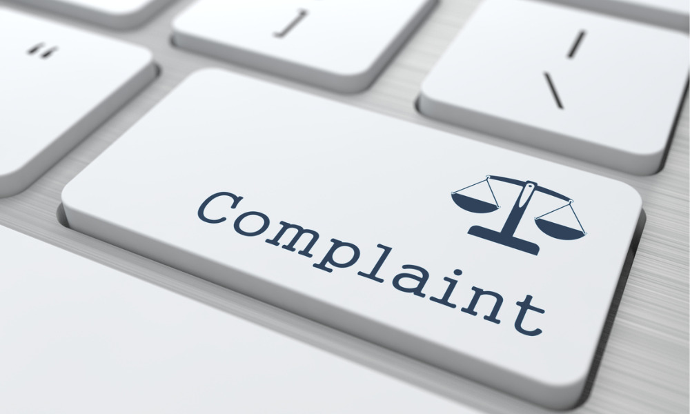 Suing someone who complained to the Law Society of Ontario may damage public confidence