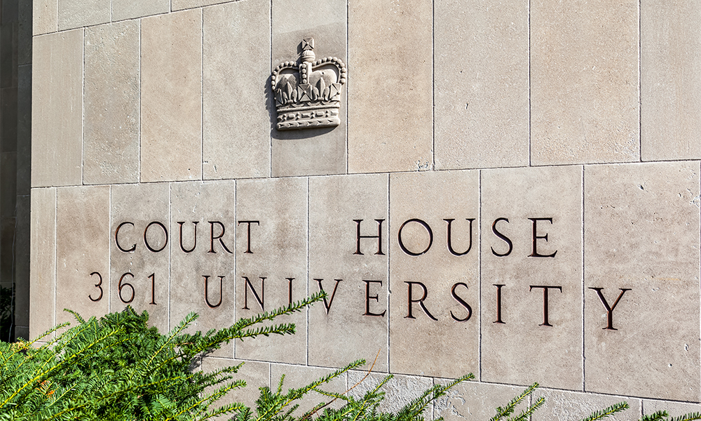 Ontario court weighs in on universal jurisdiction for internet defamation claims