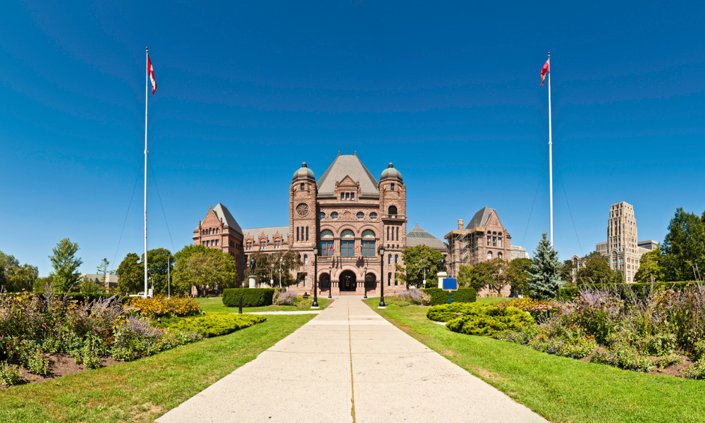 Ministers probe Ontario bill 161 on class actions and legal aid