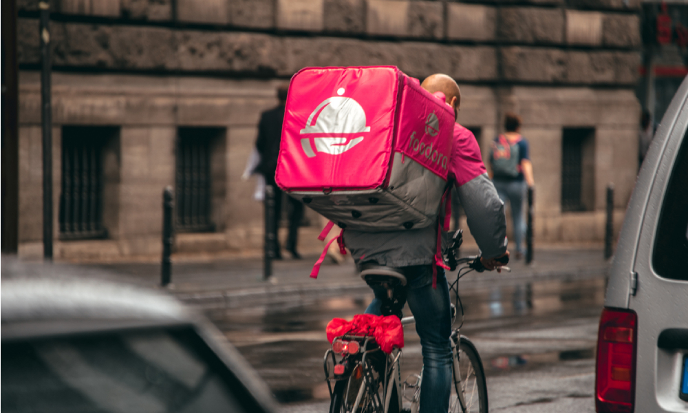 Foodora Canada couriers to receive $3.46 million settlement for job losses