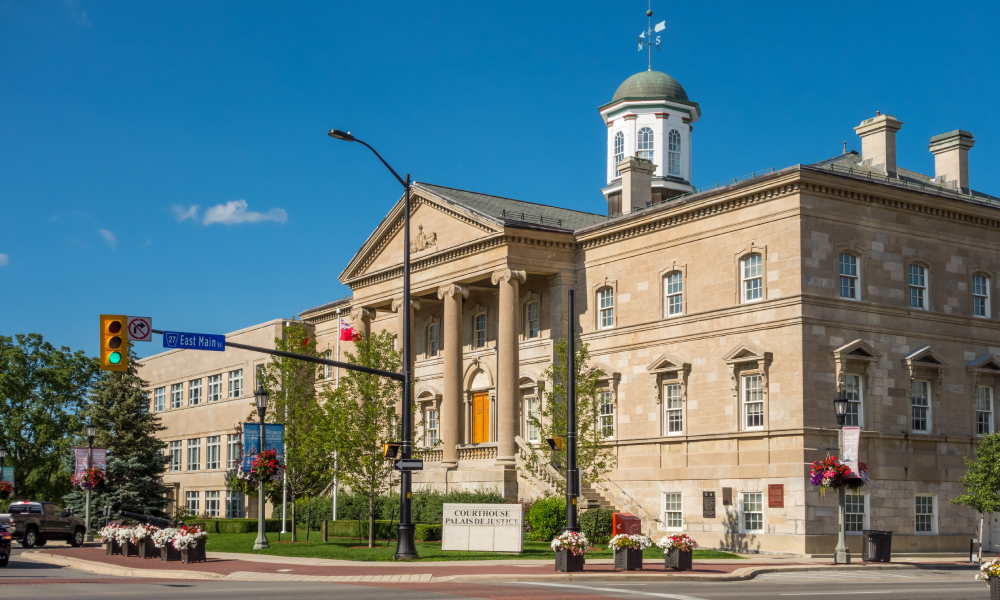 Ontario aims to reduce courthouse visits by harnessing technology