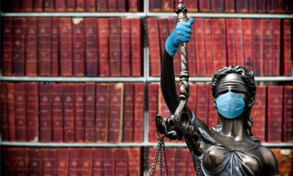 Superior Court judicial appointments announced: Patrick Boucher, John Krawchenko, Byrdena MacNeil