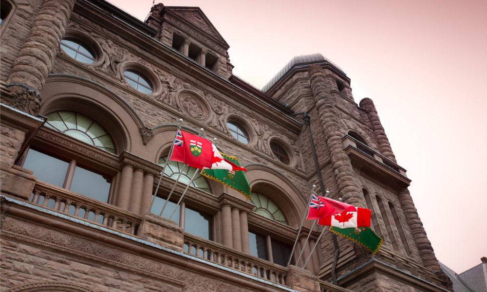 Judicial appointments to Ontario Court of Justice announced