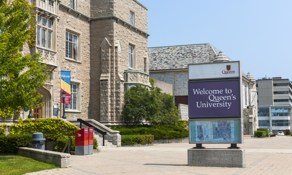 New Queen's Law scholarship aimed at sparking interest in Charter studies