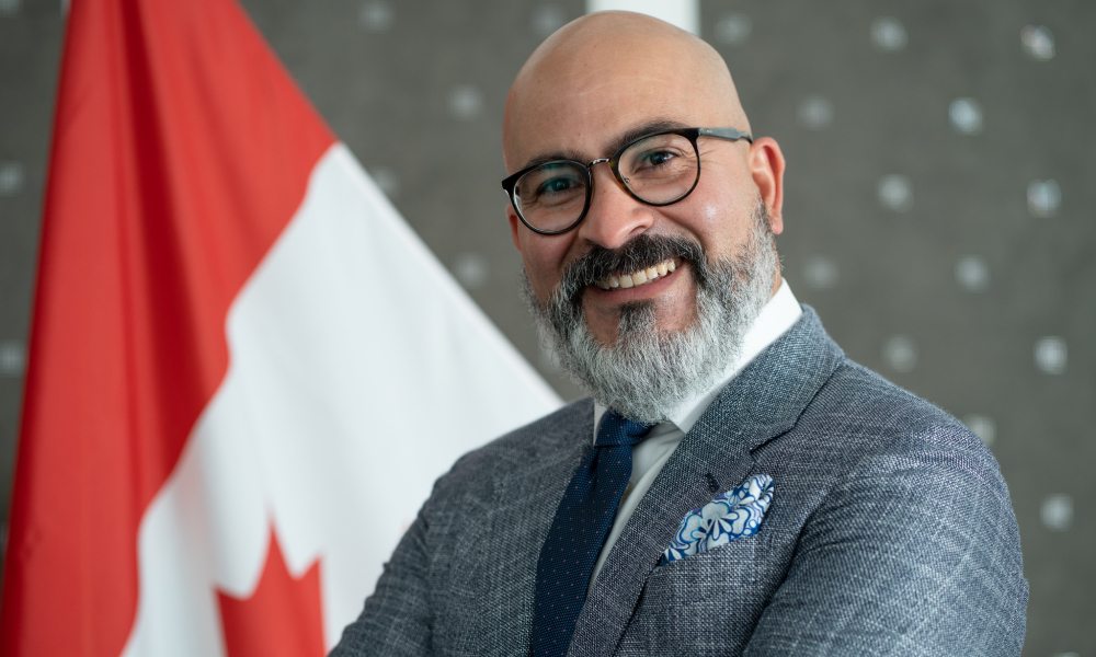 Immigration lawyer Afshin Yazdani has personally executed the formula he tries to copy for clients