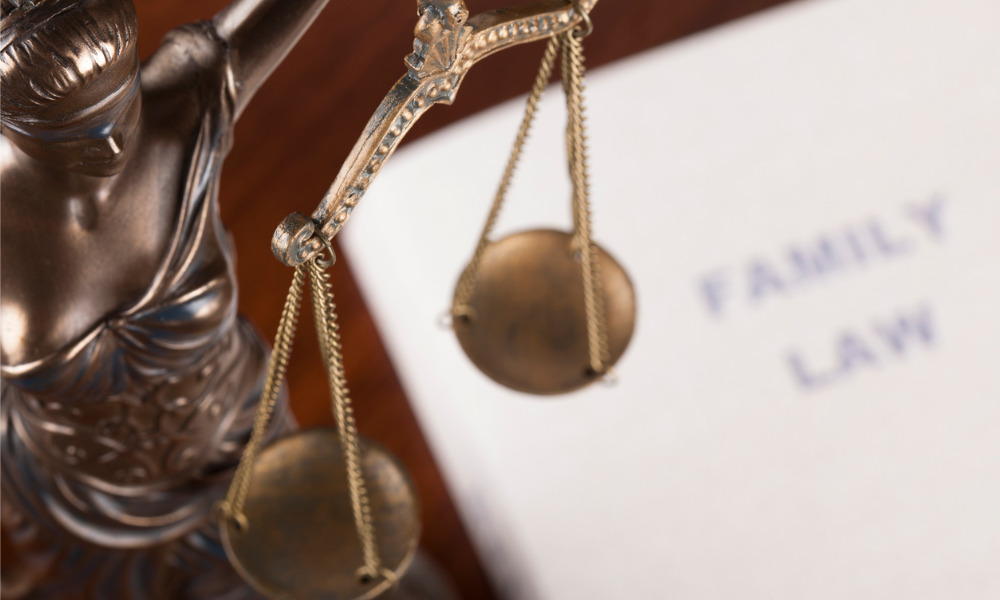 Child not required to get along with parent to receive support under Divorce Act