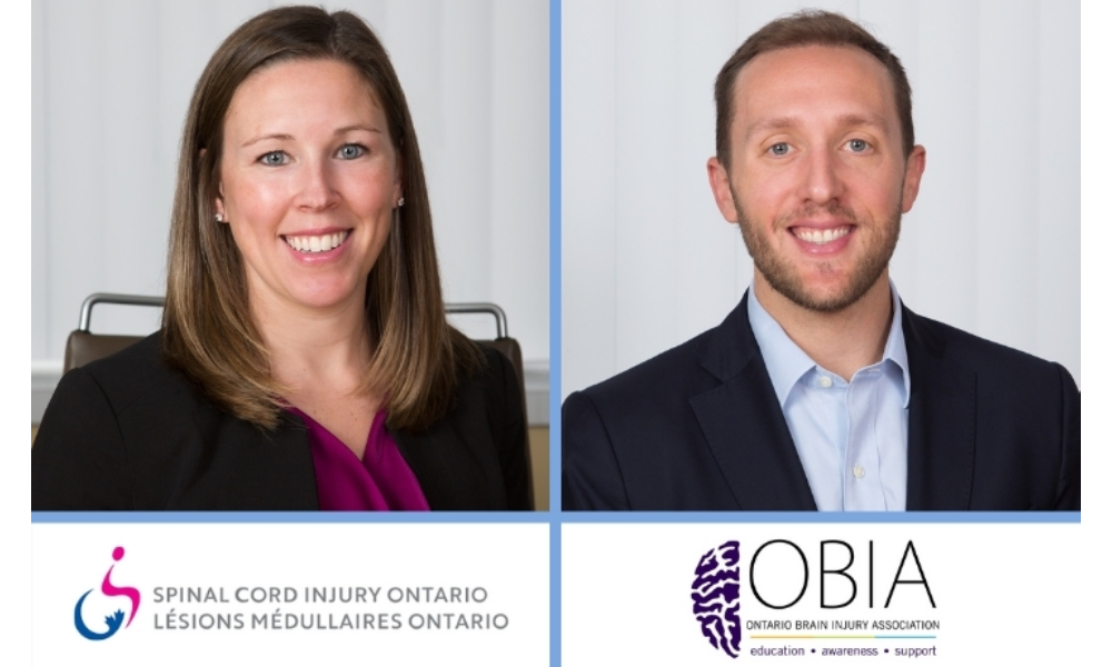 Lawyers appointed to boards of spinal cord injury, brain injury organizations