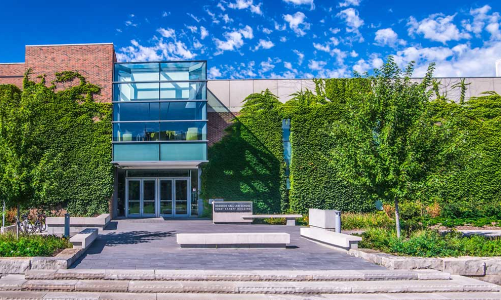 Osgoode admin, Jewish and Muslim students' associations issue statement on Israel and Palestine
