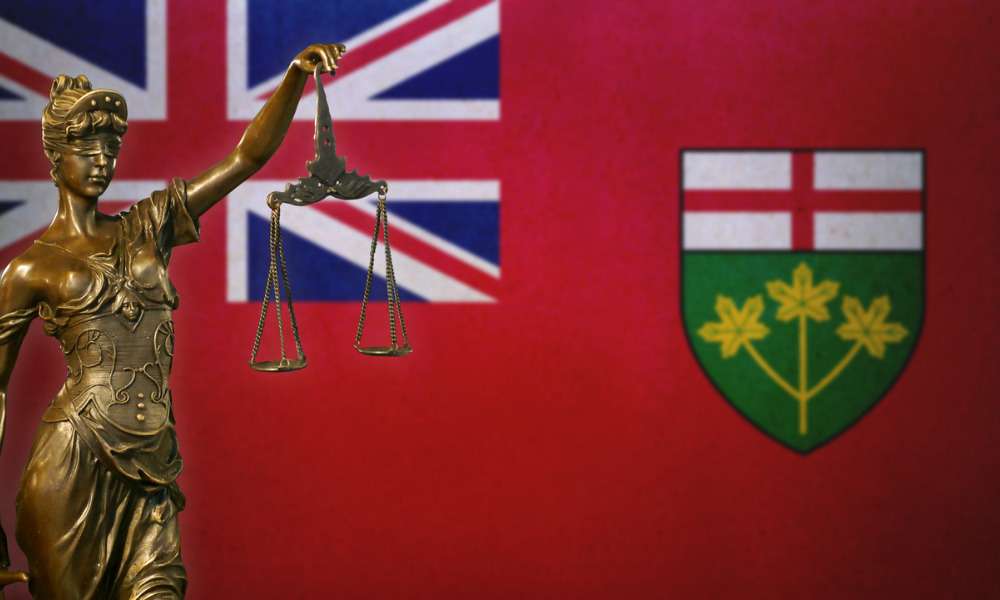 Judicial appointments announced: six new judges join Ontario Superior Court of Justice