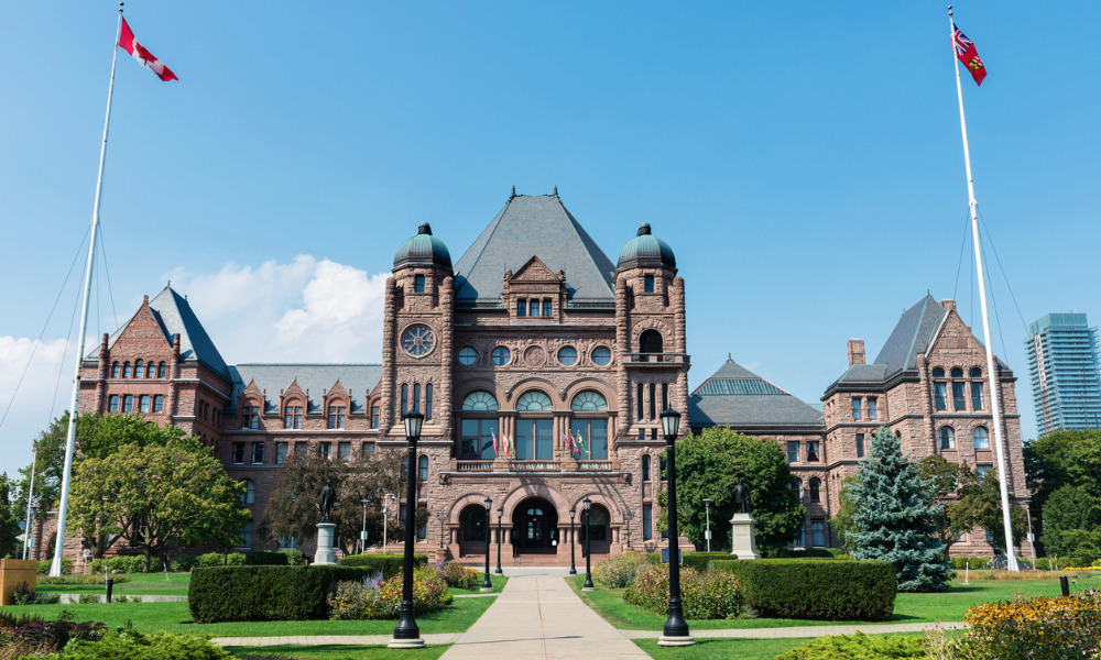 Public-sector unions file evidence in Charter challenge of law capping compensation increases