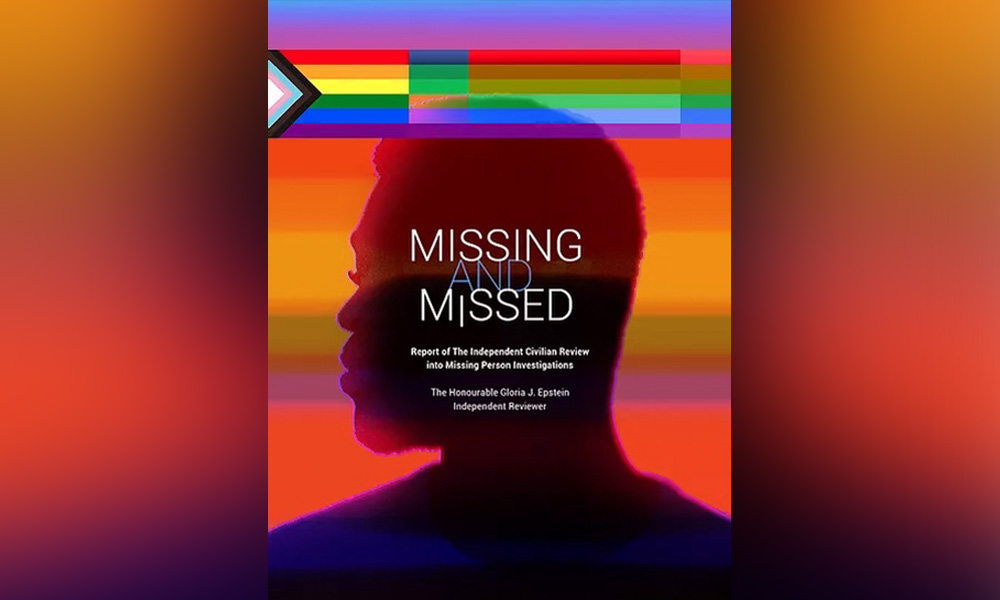Report lists over 150 recommendations for efficient, bias-free missing person investigations