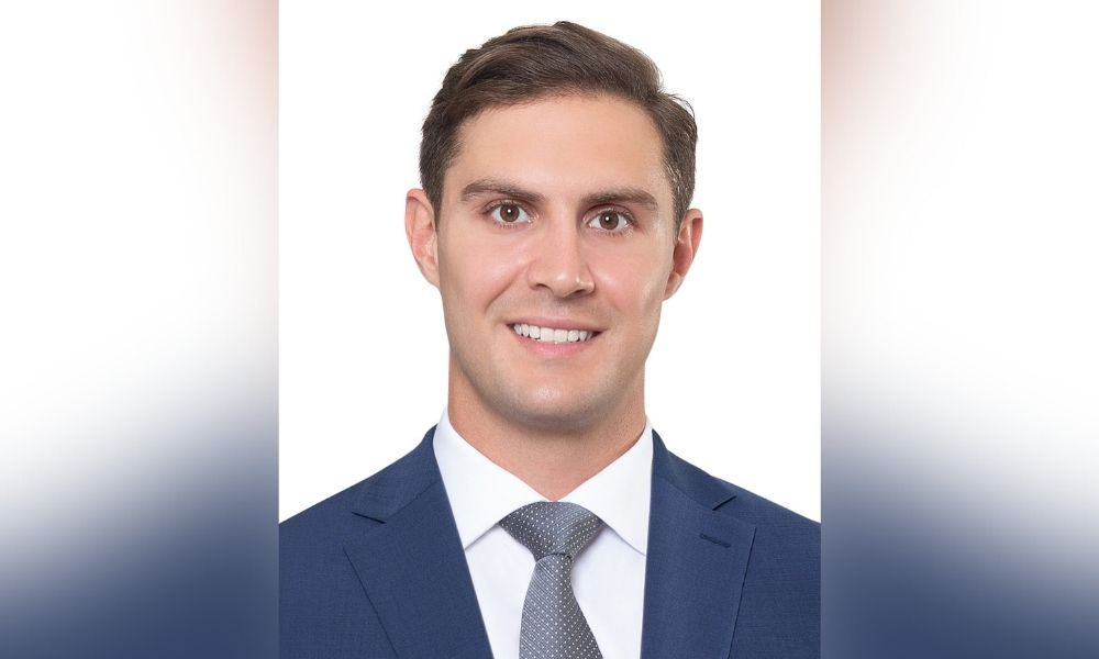 Team mentality, dedication to clients sets firm apart for junior lawyer